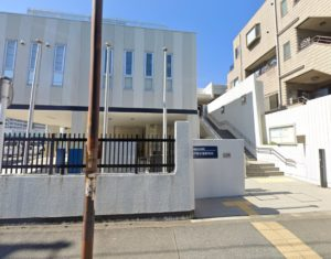 戸塚水道事務所